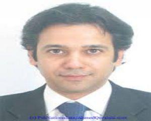 Ahmed Qureshi