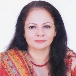Ayesha Ghaus Pasha