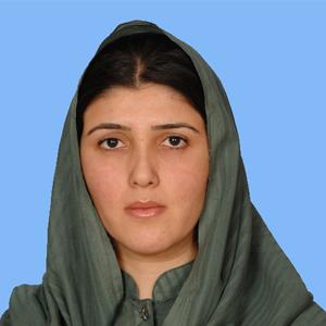 Ayesha Gulalai