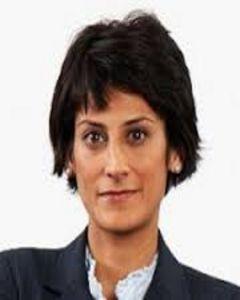Barrister Sarah Belal