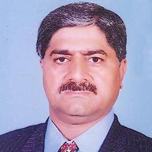 Ghulam Qadir Chandio