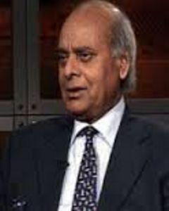Justice (R) Shaiq Usmani