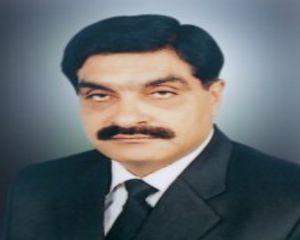 Lt Col (Retd) Sardar Muhammad Ayub Khan