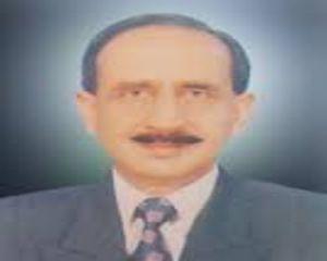 Lt Col (Retd) Shujaat Ahmed Khan