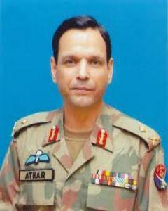 Major General Athar Abbas