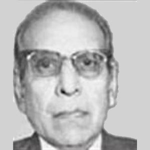 Muhammad Ahmed Sabzwari