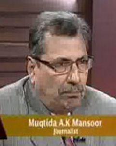 Muqtida A.K Mansoor