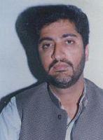 Sardar Akhtar Jan Mengal