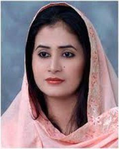 Syeda Marvi Rashdi