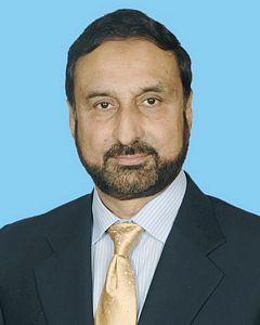 Syed Ashiq Hussain Bukhari