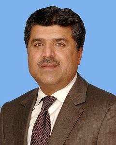 Syed Ghulam Mustafa Shah
