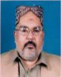 Syed Iftikhar Hussain Gilani