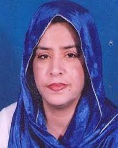 Tauqeer Fatima Bhutto