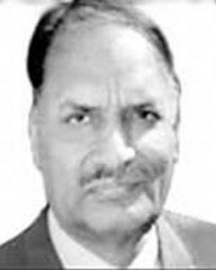 Zafar Iqbal(Columnist)